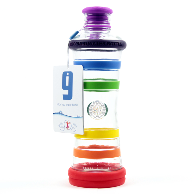 i9 Informed water Bottle - Chakra