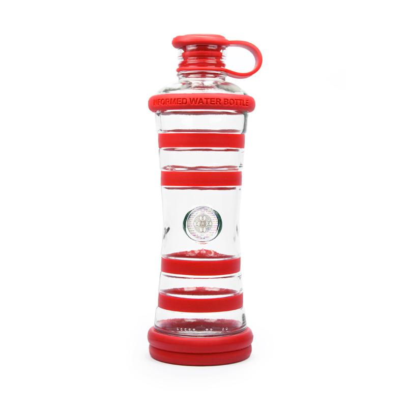 i9 Informed water Bottle - Passion