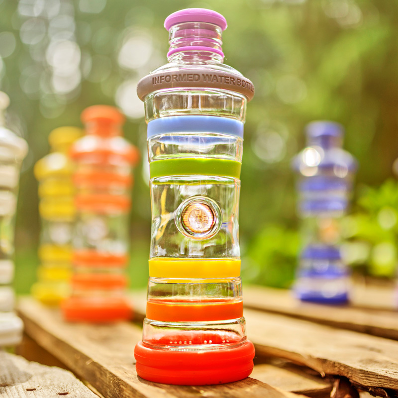 i9 Informed Water Bottle - Technology