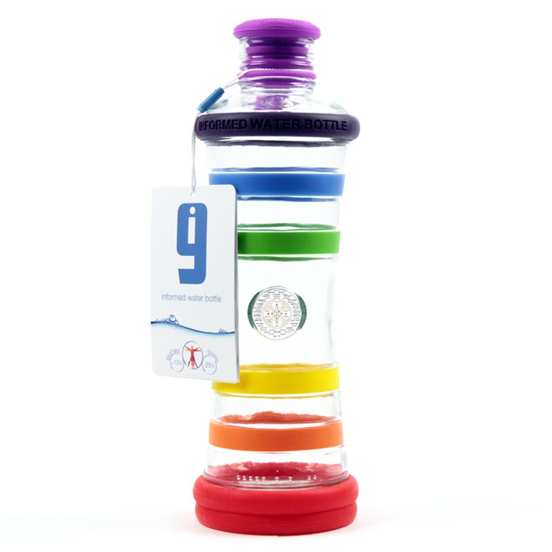 i9 Informed water Bottle - Chakra